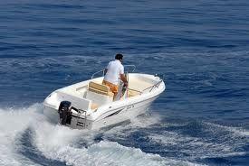 Motorbootsverleih